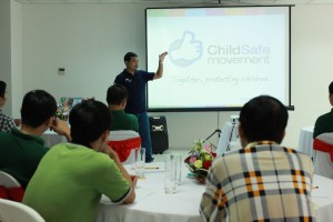 ChildSafe training