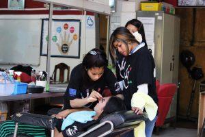 Beauty vocational training