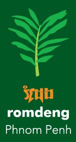 Romdeng logo