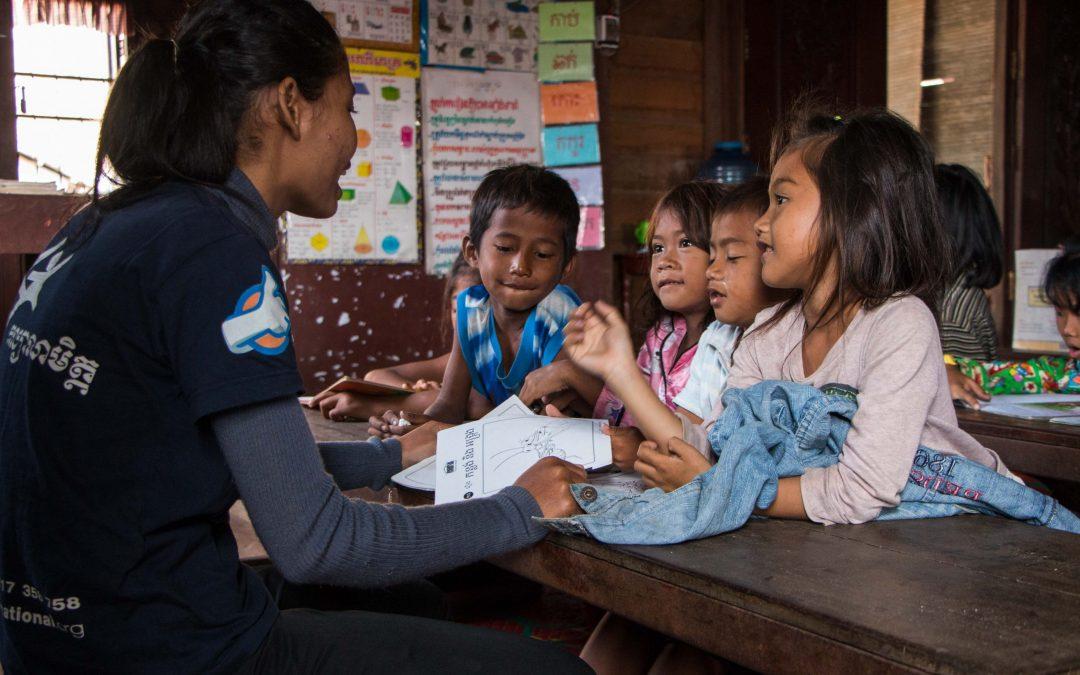 Rescolarisons les Cambodgien.ne.s